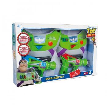 Mega  Laser  Set  Toy...