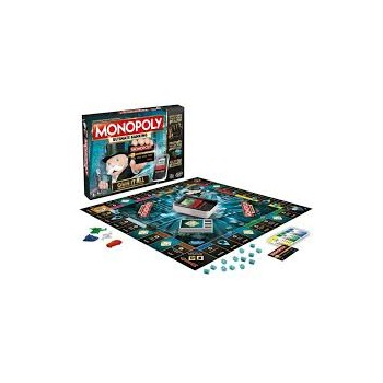 Monopoly Ultimate Banking -...