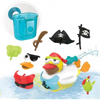 Jet  Duck  Crea  un  Pirata...