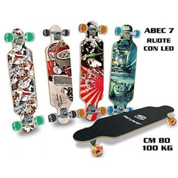 Skateboard  100  Kg   con...