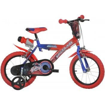 Bici Spiderman 14 - Dino Bikes