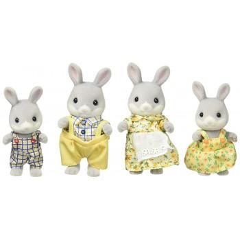 Famiglia Cotton tail Rabbit...