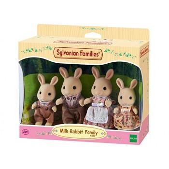 Famiglia Conigli Latte -...