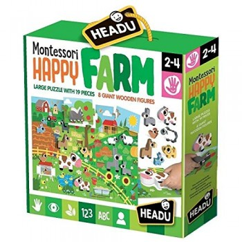 Happy Farm Montessori - Headu