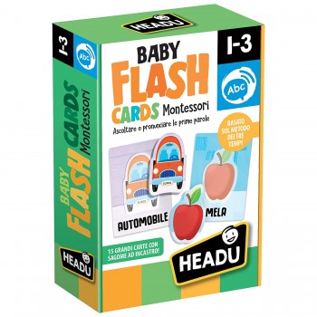 Baby Flash cards Montessori...