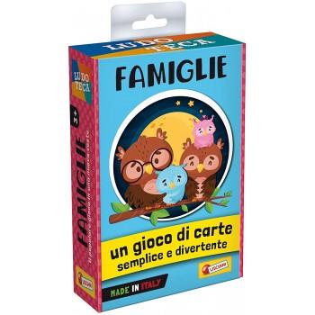 Carte  Famiglie  -  Lisciani