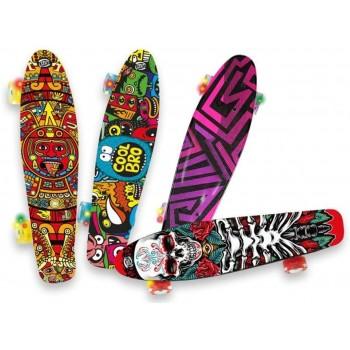 Skateboard  Multicolor...