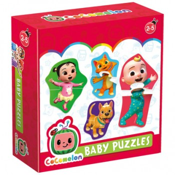 Cocomelons  Baby  Puzzles...