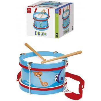 Tamburo  Drum  -  Dal  Negro