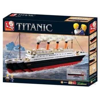 Titanic 1012 pz. - Nice