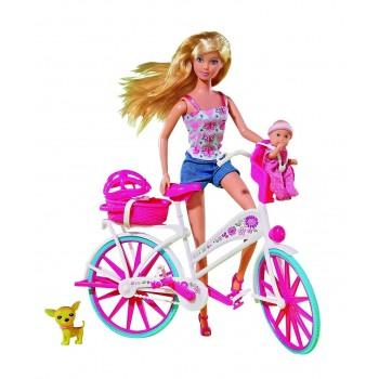 Steffi Love in Giro in Bici...