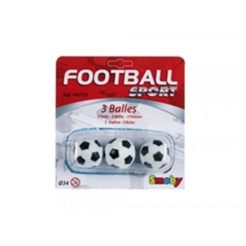 Blister 3 Palline Calcio...