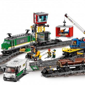 60198 Treno Merci -Lego