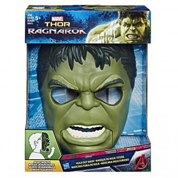 Maschera Hulk con Movimenti...