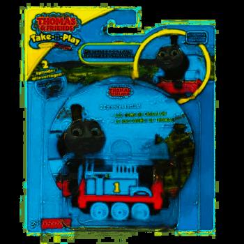 Treno Thomas c-DVD - Fisher...