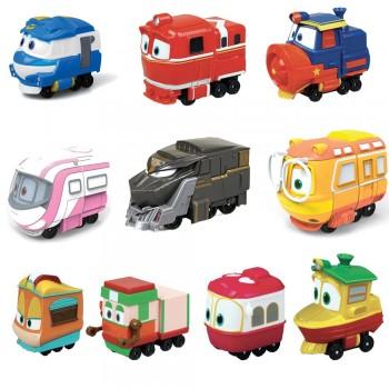 Robot Trains Veicolo Ass. -...