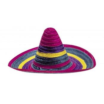 Sombrero Multicolore 50 cm....