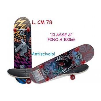 Skateboard Black Grip - ODG