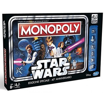 Monopoly Star Wars - Hasbro