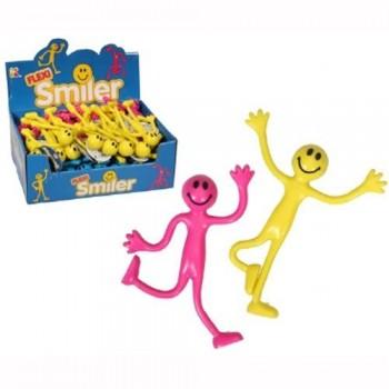 Bendy Smiley Man - Keycraft