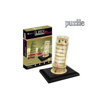Puzzle 3D Torre di Pisa con...