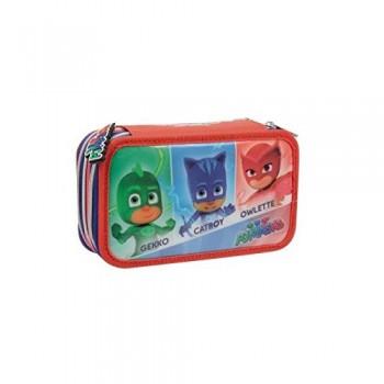 Astuccio 3 Cerniere PJ Mask...