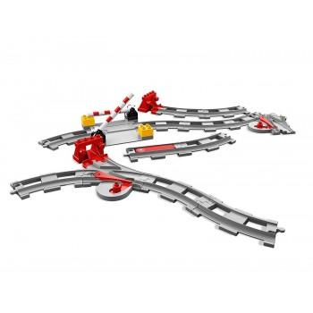 10882 Binari ferroviari - Lego