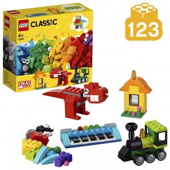 11001 Mattoncini e Idee - Lego