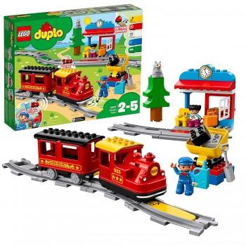 10874 Treno a Vapore - Lego