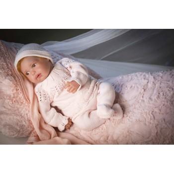 Bambola Reborn Rosa 45 cm....