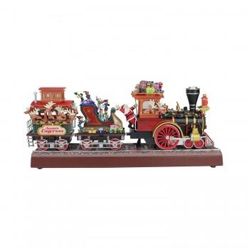 Treno Espresso Santa Claus...