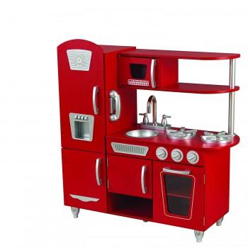Cucina Rossa Vintage -...