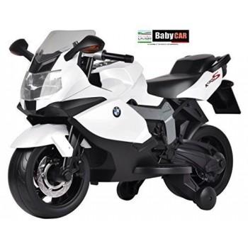Moto BMW K1300S Bianca -...