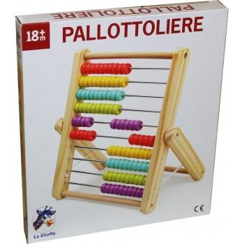 Pallottoliere in Legno -...