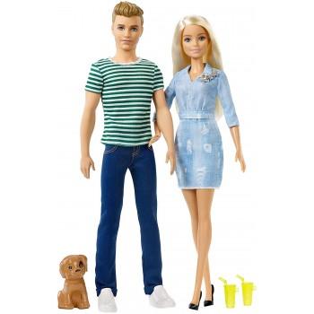 Barbie e Ken con accessori...