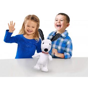 Snoopy Peluche Happy Dance...