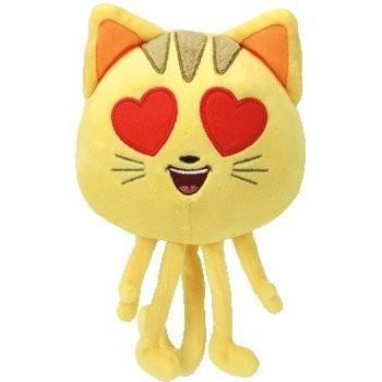 Cat Heart Eye Emoji- Binne&...