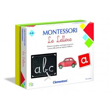 Lettere Montessori -...