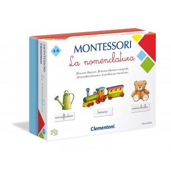La Nomenclatura Montessori...