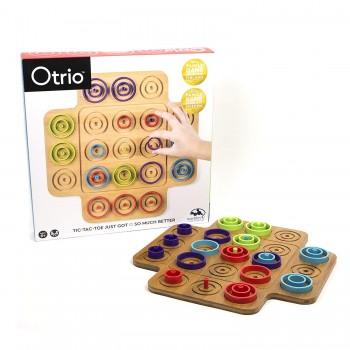 Marbles Otrio Legno- Spin...