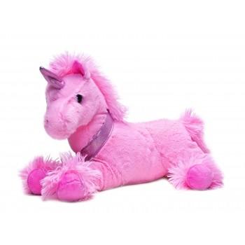 Unicorno Peluche Rosa 33...