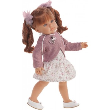 Bambola Bella con Boccoli -...