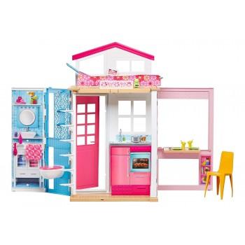 Casa Componibile con Barbie...