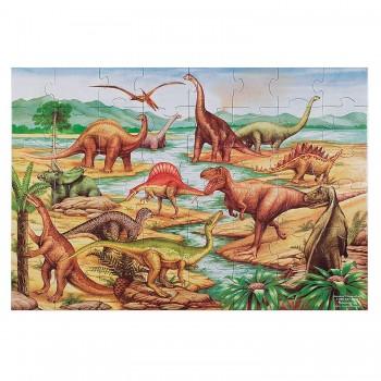 Puzzle Dinosauri 48Pz -...