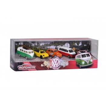 Set 5 Veicoli Volkswagen -...