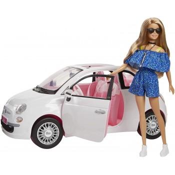 Fiat 500 Barbie - Mattel