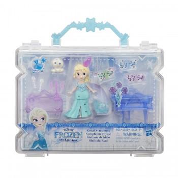 Valigetta Frozen Small Doll...