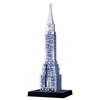 216 pz. Chrysler Building...