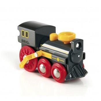 Antica Locomotiva a Vapore...