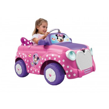 Auto Minnie 6V- Famosa